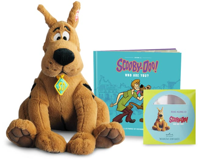 scooby-book-cd