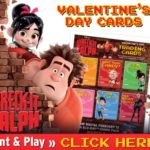 Happy Valentine's Day From Wreck It Ralph! #WreckitRalph #Disney #Craft