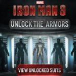 Unlock Tony's Starks Armor and New Iron Man 3 Poster! #IronMan3