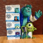 My Experience at Monsters U & A Brand New Trailer! #MonstersUEvent