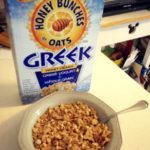 Yum Crunch! Honey Bunches of Oats With Greek Yogurt! #HoneyBunchesGreek