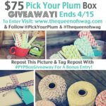 Closed-Pick Your Plum My New Favorite Place To Shop! & $75 Plum Box #Giveaway