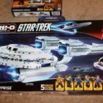 Awesome KRE-O Star Trek Building Toys!