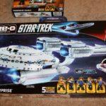Awesome KRE-O Star Trek Building Toys!