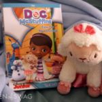 CLOSED-Doc McStuffins Time for Your Checkup Dvd #Review & #Giveaway