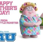 To All The Moms! Happy Mother's Day! #MonstersUEvent