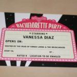 My Wedding Paper Divas Bachelorette Party Invites Are Perfect!