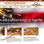 You Can Now Find Me On The King's Hawaiian Blog! #KingsHawaiian
