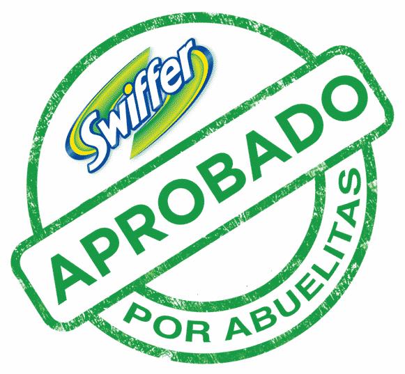 Swiffer Aprobado Logo
