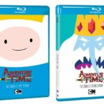 Adventure Time Season One and Two On BluRay!