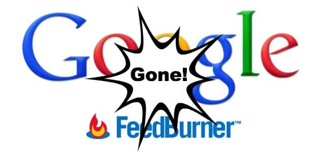 feedburnerbyebye