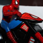 Playhut Spider-Man Action Cycle Toy Review.