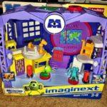 Imaginext Disney Pixar Monsters University Scare Floor Toy Set #Review!