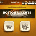 Peet's Give a Cup & Coffee Single Cups #Giveaway!
