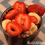 Easy Organic Acai Fruit Parfait Recipe!