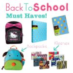 My Back To School List Always Includes Kleenex! #KleenexBTS