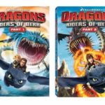 Dragons: Riders of Berk Volumes 1 & 2 & #Giveaway!
