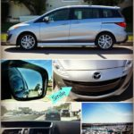 My Roadtrip To Comic Con 2013 With The Mazda5! #mazda5 #zoomzoom