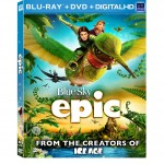 The Epic BluRay Is Out Now & Here's A #Giveaway To Celebrate! #EpicDay