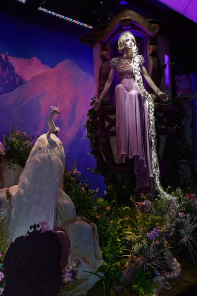 Harrods-Rapunzel