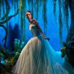 Harrods' Disney Princess Dresses At Disney D23! #D23Expo
