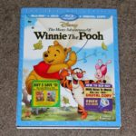 Disney's The Many Adventures of Winnie The Pooh On Blu-ray! #Review