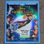 Disney Peter Pan Return To Neverland Now On Blu-Ray!