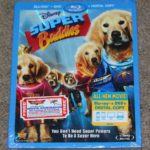Disney Super Buddies Coming To Blu-Ray & a #Giveaway!