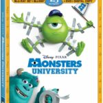 Monsters University Coming To Blu-Ray!