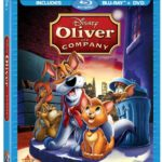 25th Anniversary of Disney Oliver and Company Out On BluRay Now!