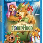 40th Anniversary of Disney's Robin Hood Out On BluRay and DVD!