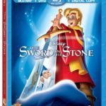 50th Anniversary of Disney's The Sword In The Stone Out On BluRay!