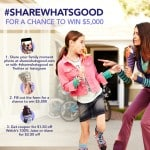 Welch's has launched the Share Your Moments Photo Contest! #sharewhatsgood