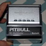 Pitbull RockDoc® Bluetooth Speaker #Review.