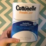 I'm Obsessed with Cottonelle FreshCare Flushable Cleansing Cloths.