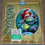 The Little Mermaid Diamond Edition on Blu-ray Combo Pack Out Oct. 1st! Our Review!