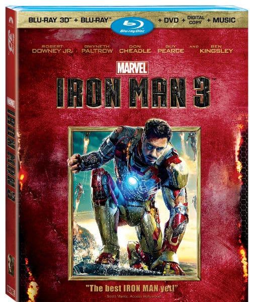 IronMan3 3D Combo