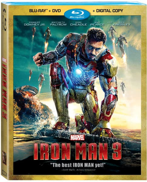 IronMan3 BlurayCombo