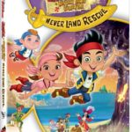 Jake and the Never Land Pirates: Never Land Rescue on DVD 11/19!