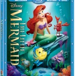 The Little Mermaid Is Coming To Blu-ray Oct. 1st!