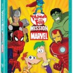 Phineas and Ferb: Mission Marvel on Disney DVD Oct. 1st!