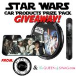 My Cool Car Stuff For All Your Geek Car Needs! & Star Wars #Giveaway!