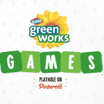 Green Works Natural All-Purpose Cleaner & The Pinterest Games! #greenworksgames