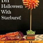 Halloween Starburst Candy Corn Crafts! #StarburstCandyCorn