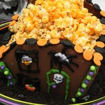 Good Cook Sweet Creations Halloween Gingerbread House!