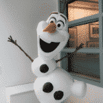 A Behind The Scenes Look At Disney's Frozen!