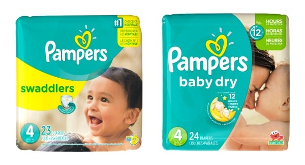 pampers-products