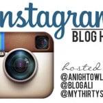 Join Me For An Instagram Blog Hop!