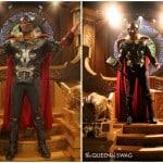 Enjoy The Holidays & Thor: Treasures of Asgard at The Disneyland Resort! #DisneyHolidays