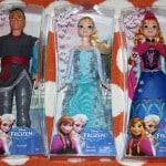 Mattel Disney's Frozen Dolls For The Holidays! #HolidayGG13